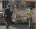 Miltos Yerolemou, 'Syrio Forel', Game of Thrones, 10 x 8  genuine signed autograph 6713